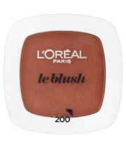 סומק 200 גולדן אמבר לוריאל | L'OREAL Le Blush Golden Amber 200