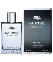 "לה ריב בושם לגבר גריי ליין 90 מ""ל 