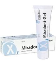 Miradent Gel | ג'ל לשיכוך והקלת כאב בחלל הפה מירדנט