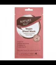 נייטשר נאט מסכת בד לפנים סדרת הזרעים NATURE NUT Vegan Sheet Mask
