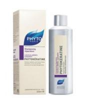 פיטוקרטין | שמפו קרטין | לטיפול בשיער פגום ובקצוות מפוצלים PHYTO PARIS PHYTOKERATINE Shampoo