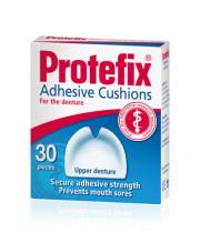 פרוטפיקס רפידות לשיניים תותבות עליונות או תחתונות לבחירה | Protefix
