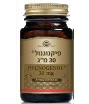 """פיקנוגנול 30 מ""""ג SOLGAR Pycnogenol סולגאר"""