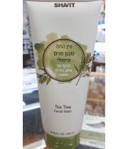 סבון פנים עץ התה שביט