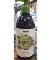 סבון הגייני עץ התה טבעי לשטיפת אזורים אינטימיים שביט