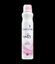קרליין דאודורנט ספריי נושם פיור | CARELINE Pure Deodorant Spray