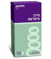 סידן ציטראט בתוספת ויטמין די 120 קפליות אלטמן