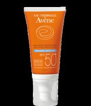 אוון קרם אמולסיה להגנה מהשמש AVENE SUNCREEN SPF50+ לעור מעורב