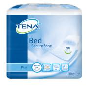 סדיניה למיטה פלוס טנה לספיגה גבוהה TENA BED SHEETS PLUS SECURE ZONE