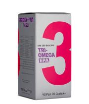 תרי אומגה 3 TRI-OMEGA עשירה ב EPA