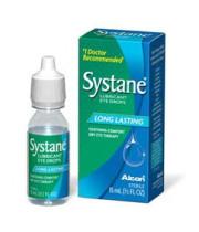 Alcon טיפות עיניים סיסטיין Systane
