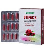 UTIPAC'S - יוטיפקס כמוסות פלוריש