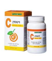 ויטמין C-500 בייסיק 100 טבליות פלוריש