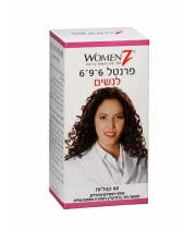 פרנטל 6-9-6 לנשים WOMEN'Z PRENATAL
