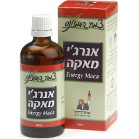 אנרג'י מאקה אלכימיסט טיפות צמחי האמזונס | Energy Macca Extract Drops