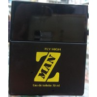 "אדם Z מן פליי היי בושם לגבר 50 מ""ל ADAM Z MAN FLY HIGH EDT"