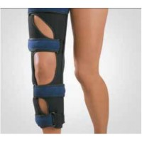 "Immobilization Splint Single-Piece | מקבע ברך ארוך 55 ס""מ 