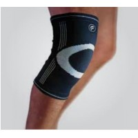 Premium Elasticated Knee Support | מגן ברך ללא סיליקון פורטונה