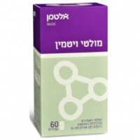 מולטי ויטמין לגבר MEGA VIT MEN אלטמן