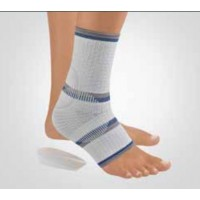 AchilloStabil Ankle Support | בורט מגן גיד אכילס עם סיליקון + הגבהה - Eco
