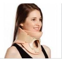 Cervical Collar with Trachea Opening | צווארון פילדלפיה | ELIFE