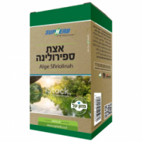 "סופהרב אצת ספירולינה 600 מ""ג 