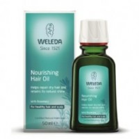 שמן הזנה לשיער WELEDA Nourishing Hair Oil וולדה