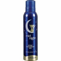 MID NIGHT DEODORANT SPRAY HLAVIN | דאודורנט ספריי מידנייט חלאבין