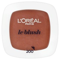 לוריאל סומק 200 גולדן אמבר | L'OREAL Le Blush Golden Amber 200