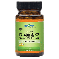 "סופהרב ויטמין די 400 יחב""ל 