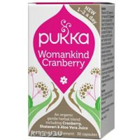 פוקה וומנקיינד קרנברי Womankind Cranberry pukka
