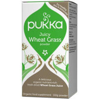 מיץ עשב חיטה פוקה PUKKA JUICY WHEAT GRASS
