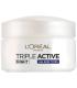 קרם לחות ללילה לפעולה משולשת לכל סוגי העור Tripel Active Night L'Oreal לוריאל