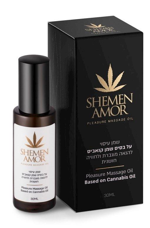 amor pleasure oil